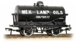37-685 Bachmann Branchline 14 Ton Tank Wagon With Large Filler 'Mex Lamp Oils'